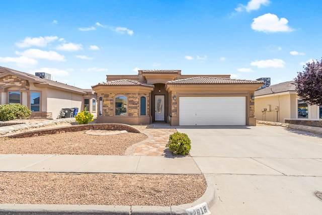 12816 Cozy Cove Ave Avenue, El Paso, TX 79938 (MLS #845283) :: Summus Realty
