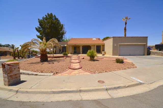 6513 Amposta Drive, El Paso, TX 79912 (MLS #845289) :: Summus Realty