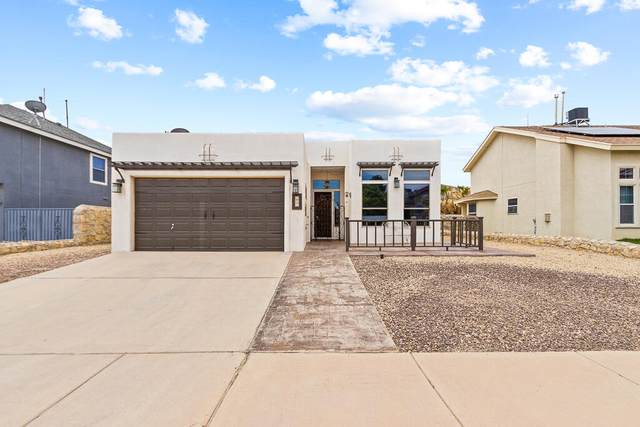 405 Desert Chicory Street, El Paso, TX 79928 (MLS #845292) :: The Purple House Real Estate Group