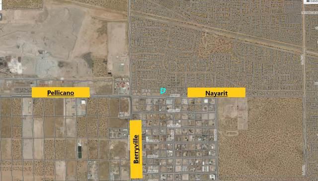 7 Nayarit, El Paso, TX 79928 (MLS #845297) :: Summus Realty