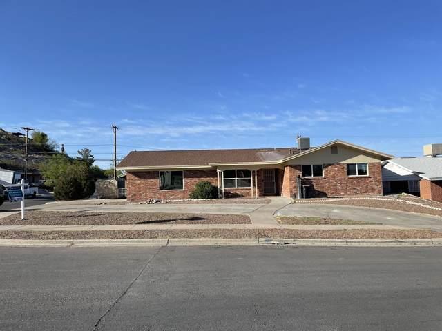 200 Mardi Gras Drive, El Paso, TX 79912 (MLS #845302) :: Preferred Closing Specialists