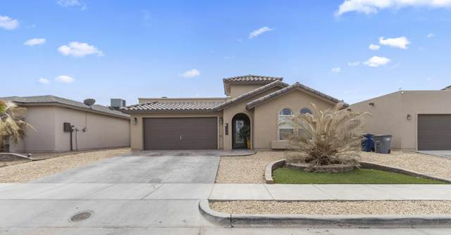 3241 Scarlet Point Drive, El Paso, TX 79938 (MLS #845304) :: Mario Ayala Real Estate Group