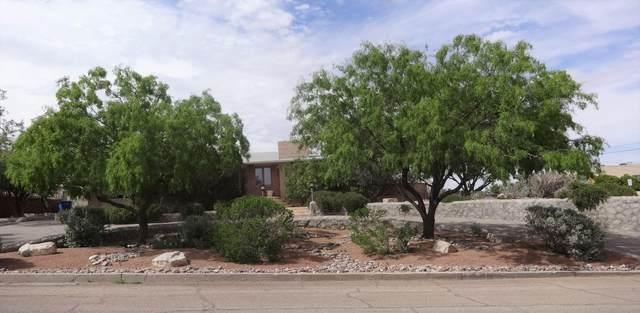 2531 Frankfort Avenue, El Paso, TX 79930 (MLS #845305) :: Summus Realty