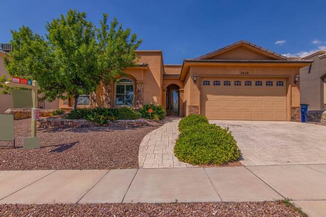 7429 Gulf Creek Drive, El Paso, TX 79911 (MLS #845306) :: Preferred Closing Specialists