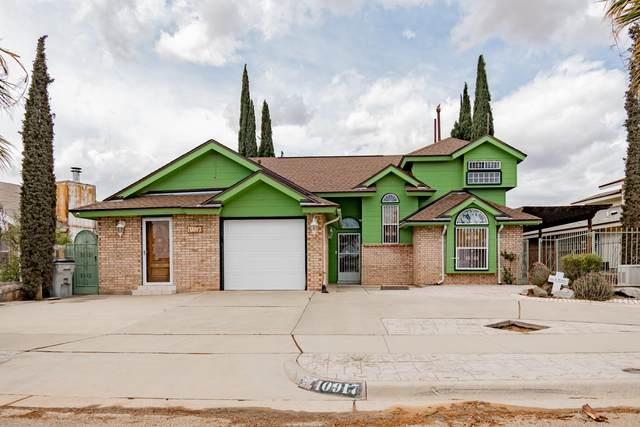 10917 Whitehall Drive, El Paso, TX 79934 (MLS #845309) :: The Matt Rice Group