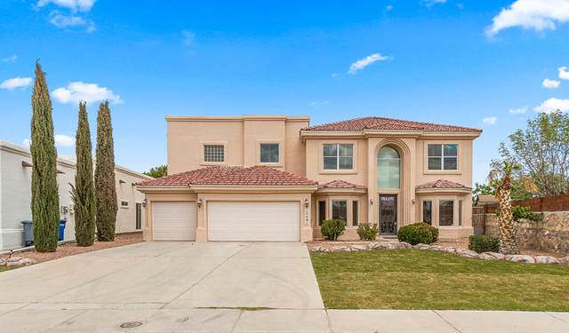12481 Nina Pearl Drive, El Paso, TX 79938 (MLS #845311) :: Preferred Closing Specialists