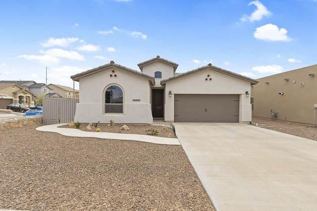 14960 Willie Worsley Avenue, El Paso, TX 79938 (MLS #845312) :: Preferred Closing Specialists
