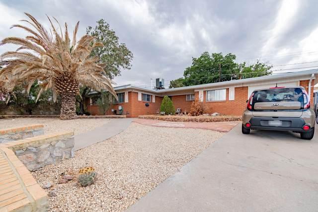 8711 Magnetic Street, El Paso, TX 79904 (MLS #845316) :: Summus Realty