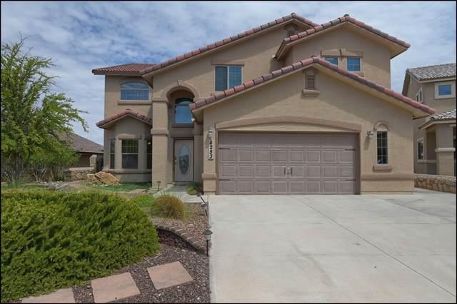 4253 Tarek Lane, El Paso, TX 79912 (MLS #845319) :: Preferred Closing Specialists