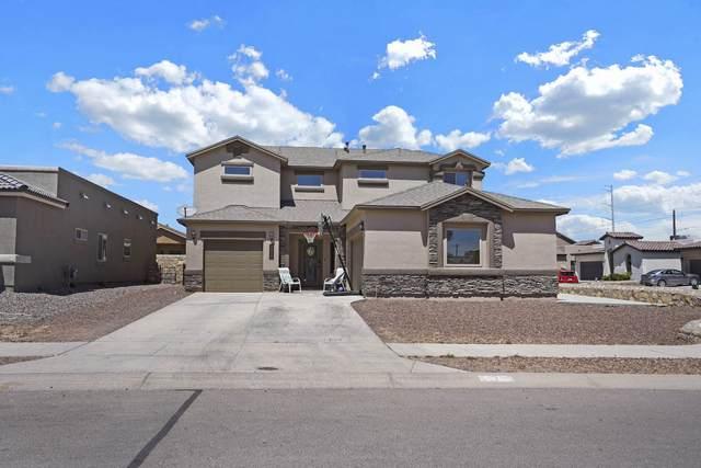 14949 Bert Cameron Avenue, El Paso, TX 79938 (MLS #845324) :: Jackie Stevens Real Estate Group brokered by eXp Realty