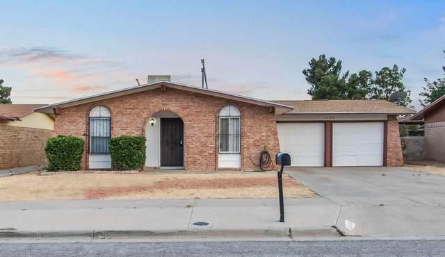 5424 Corsicana Avenue, El Paso, TX 79924 (MLS #845328) :: Summus Realty