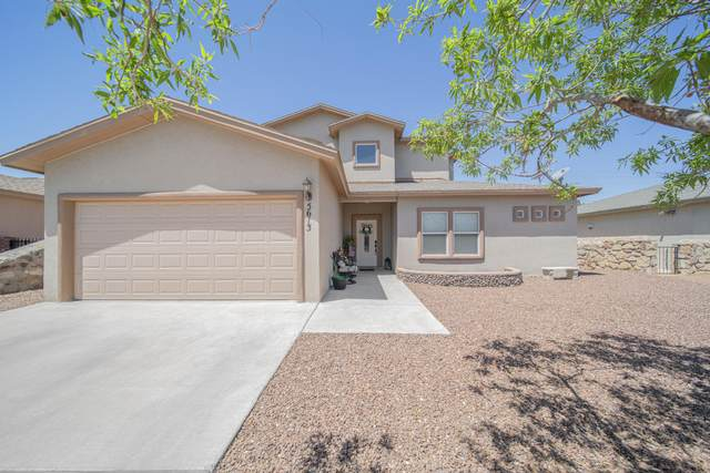 5613 England Drive, Santa Teresa, NM 88008 (MLS #845331) :: Mario Ayala Real Estate Group