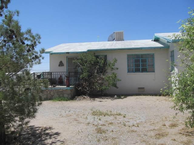 1225 Huckleberry Street, El Paso, TX 79903 (MLS #845335) :: Summus Realty