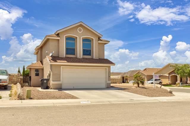 1299 Hidden Bend Place, El Paso, TX 79928 (MLS #845337) :: Summus Realty