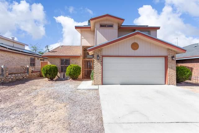 11605 Pratt Avenue, El Paso, TX 79936 (MLS #845339) :: Preferred Closing Specialists