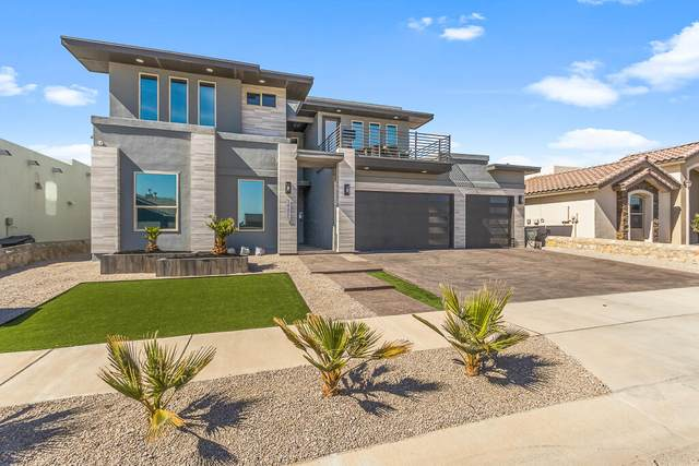 14805 Long Shadow Avenue, El Paso, TX 79938 (MLS #845346) :: Jackie Stevens Real Estate Group brokered by eXp Realty