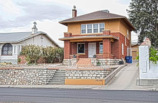 4205 Pershing Drive, El Paso, TX 79903 (MLS #845348) :: Summus Realty