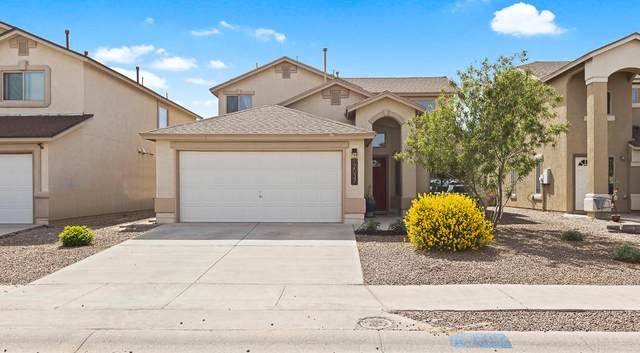 12037 Copper Hill Place, El Paso, TX 79934 (MLS #845353) :: Summus Realty