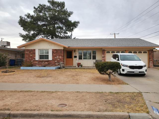 2509 Penwood Drive, El Paso, TX 79935 (MLS #845360) :: Summus Realty