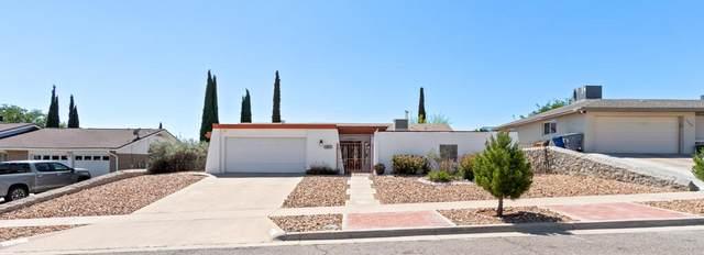 1461 Monte Negro Drive, El Paso, TX 79935 (MLS #845362) :: Summus Realty
