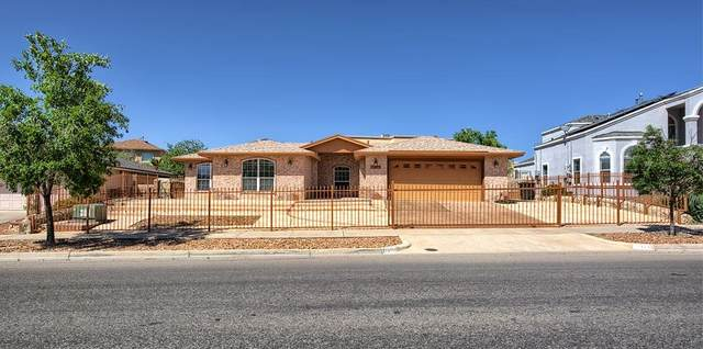 13473 Emerald Creek Drive, Horizon City, TX 79928 (MLS #845366) :: Summus Realty