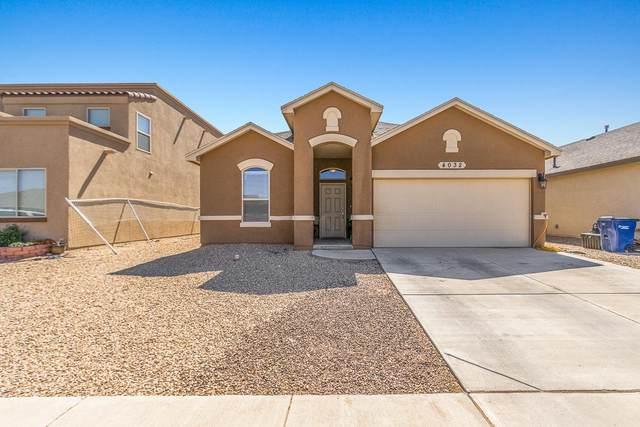 4032 Loma Dante, El Paso, TX 79938 (MLS #845370) :: Summus Realty