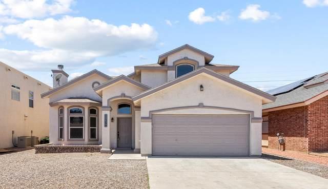 11289 Northview Drive, El Paso, TX 79934 (MLS #845372) :: Summus Realty