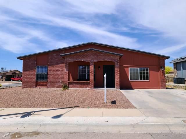14301 Venecia Drive, Horizon City, TX 79928 (MLS #845374) :: The Purple House Real Estate Group