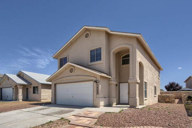 14088 Tierra Delfin Drive, El Paso, TX 79938 (MLS #845375) :: The Purple House Real Estate Group