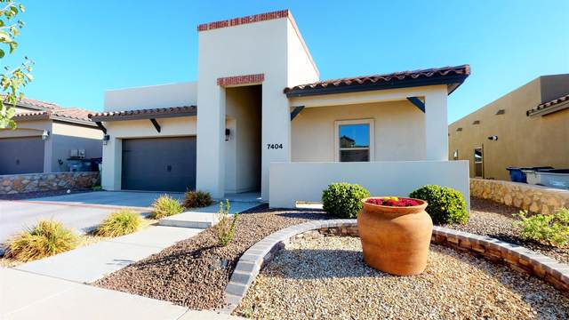 7404 Meadow Sage, El Paso, TX 79911 (MLS #845382) :: Preferred Closing Specialists