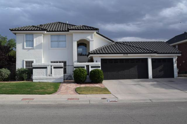 6576 Isla Del Rey Drive, El Paso, TX 79912 (MLS #845385) :: Summus Realty