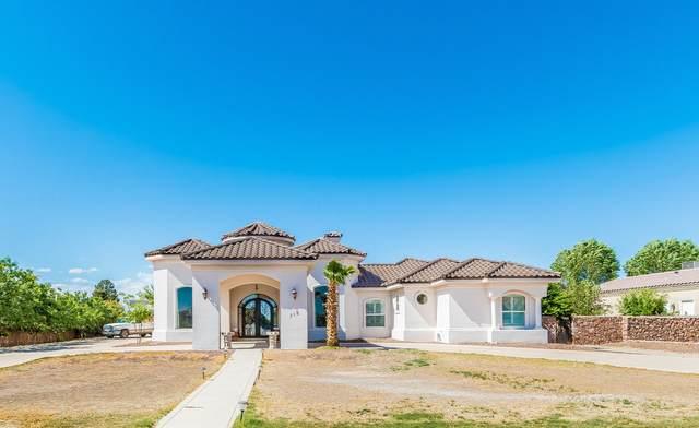 712 Emerald View Drive, El Paso, TX 79932 (MLS #845392) :: Summus Realty