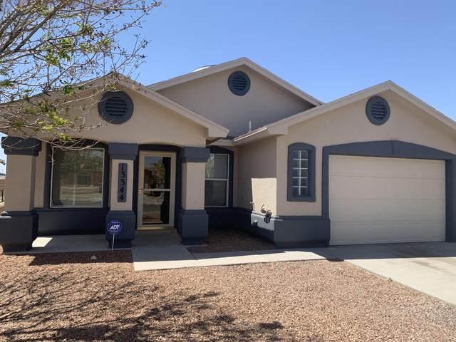 13344 Jonathan Elias Court, El Paso, TX 79938 (MLS #845398) :: Summus Realty
