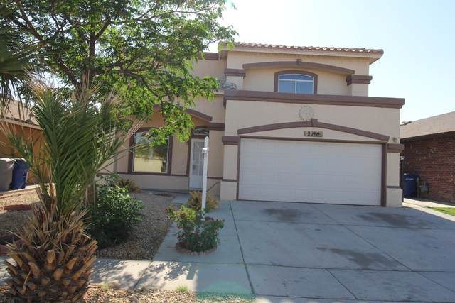 2280 Lisa Sherr Street, El Paso, TX 79938 (MLS #845401) :: Summus Realty