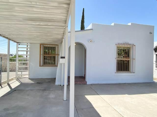608 E Crosby Avenue, El Paso, TX 79902 (MLS #845402) :: Preferred Closing Specialists