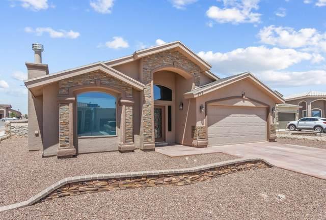 353 Emerald Lake Place, Horizon City, TX 79928 (MLS #845405) :: Jackie Stevens Real Estate Group