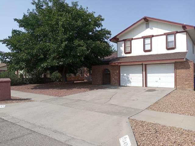 11345 Warbonnet Drive, El Paso, TX 79936 (MLS #845406) :: Summus Realty
