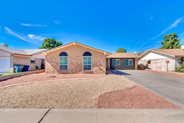 3413 Balmorhea Street, El Paso, TX 79936 (MLS #845407) :: Summus Realty