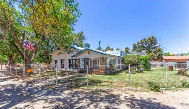 1640 Vinton Road, Anthony, NM 88021 (MLS #845408) :: Jackie Stevens Real Estate Group