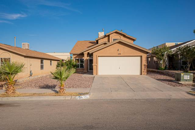 11928 Jim Webb Drive, El Paso, TX 79934 (MLS #845409) :: Summus Realty