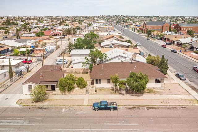 3401 Pershing Drive, El Paso, TX 79903 (MLS #845410) :: Summus Realty