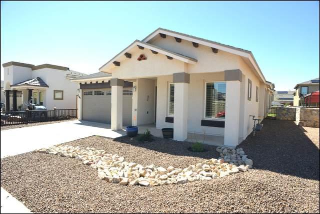 3209 Mocha Freeze, El Paso, TX 79938 (MLS #845412) :: Preferred Closing Specialists