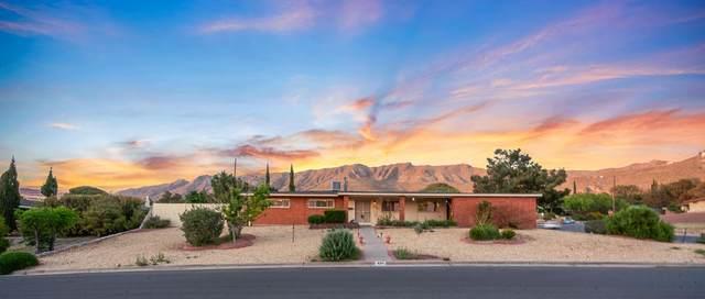 4201 Wallington Drive, El Paso, TX 79902 (MLS #845427) :: Preferred Closing Specialists