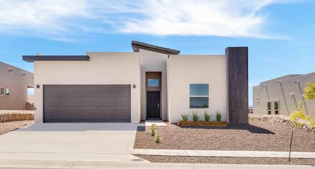 975 Airship Place Place, El Paso, TX 79928 (MLS #845434) :: Mario Ayala Real Estate Group