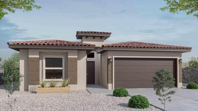 12805 Clevedon, El Paso, TX 79928 (MLS #845441) :: Summus Realty