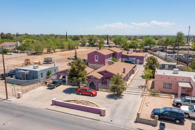 326 N Carolina Drive, El Paso, TX 79915 (MLS #845449) :: Jackie Stevens Real Estate Group brokered by eXp Realty
