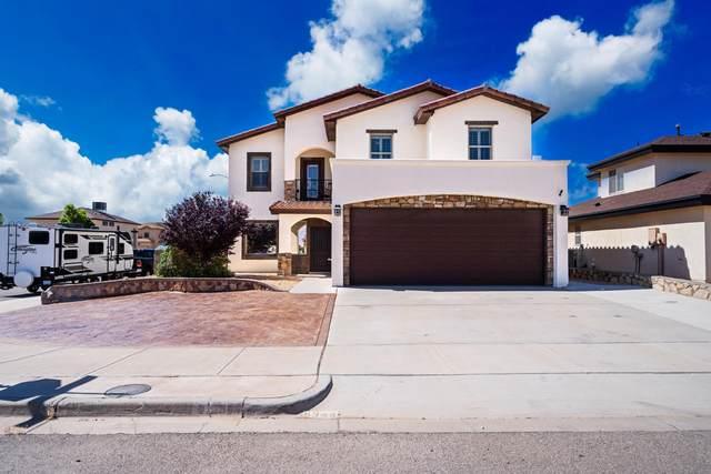 5344 Ignacio Almanzar Lane, El Paso, TX 79934 (MLS #845453) :: Summus Realty