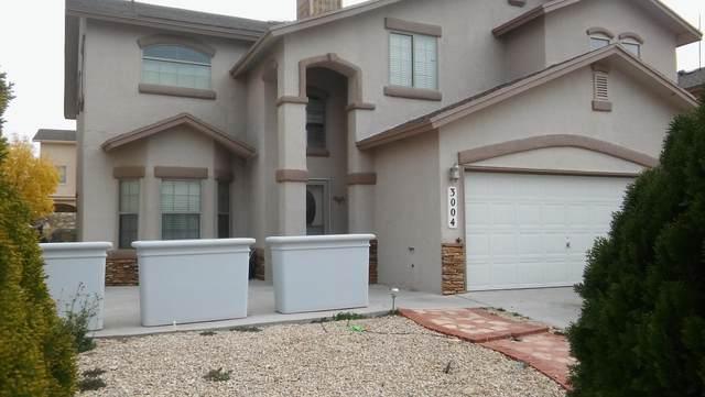 3004 Tierra Polar Drive, El Paso, TX 79938 (MLS #845460) :: Jackie Stevens Real Estate Group brokered by eXp Realty