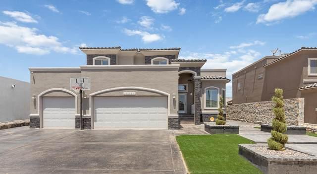 14557 Tierra Burgos Avenue, El Paso, TX 79938 (MLS #845468) :: Jackie Stevens Real Estate Group brokered by eXp Realty