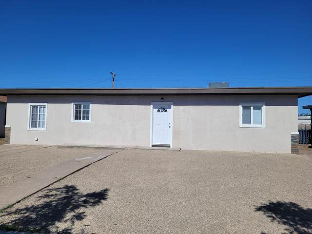 621 Alicia Drive, El Paso, TX 79905 (MLS #845478) :: Summus Realty